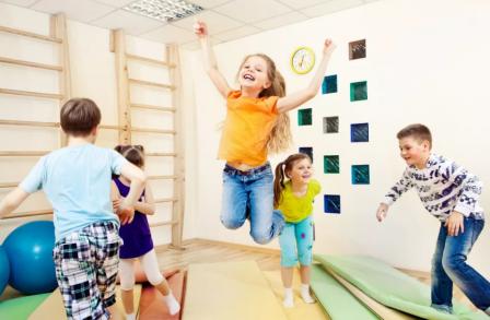 Воспитание и развитие гиперактивных детей